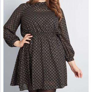 ModCloth long sleeve Aplomb dress
